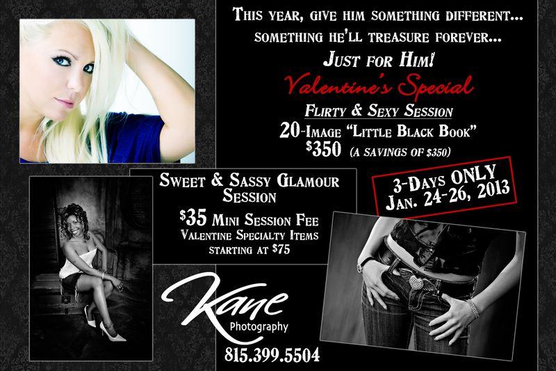 2013 Blog Valentine Glamour Ad