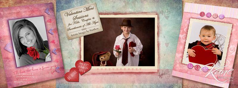 Valentine's 2014 FB Timeline